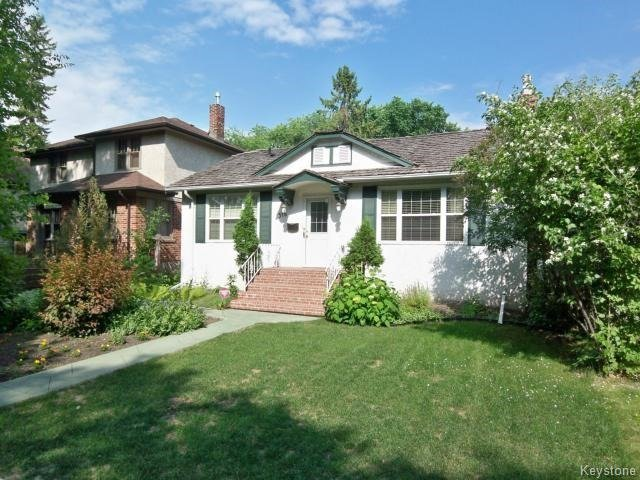 318 Niagara Street , River Heights, Winnipeg
