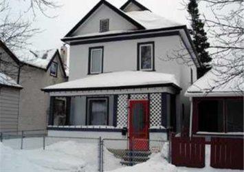 403 Simcoe Street, West End, Winnipeg