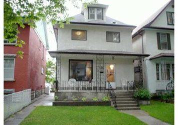 526 Sherburn Street, Sargent Park, Winnipeg