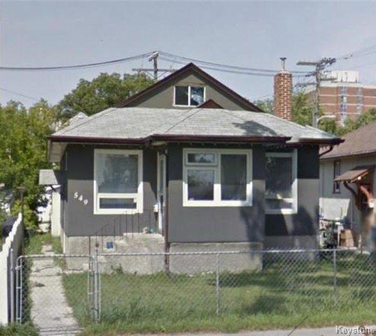 549 Mulvey Avenue, Crescentwood, Winnipeg