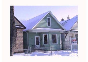 557 Beverley Street, West End, Winnipeg