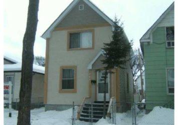 562 Simcoe Street, West End, Street, Winnipeg