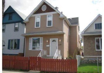 735 Simcoe Street, West End, Winnipeg