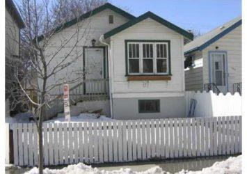 778 Beverley Street, West End, Winnipeg