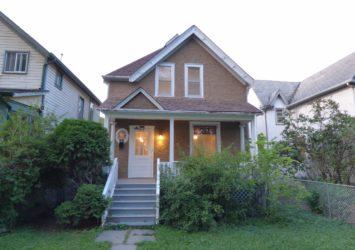 845 McDermot Avenue West, West End, Winnipeg