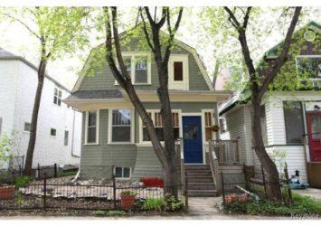 84 Evanson Street, Wolseley, Winnipeg