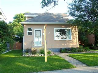 118 Arnold Avenue, Riverview, Winnipeg