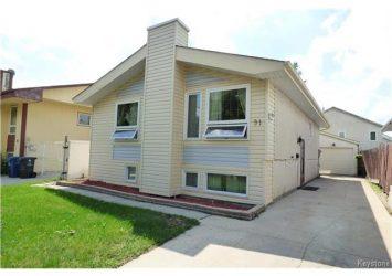 91 Jonathan Crescent, Meadows West, Winnipeg