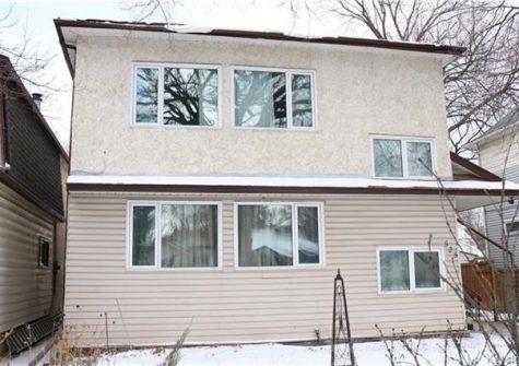 525 Jubilee, Riverview, Winnipeg, MB