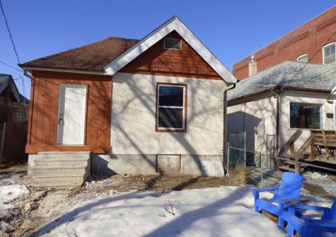 177 Selkirk Avenue, Point Douglas, Winnipeg, MB