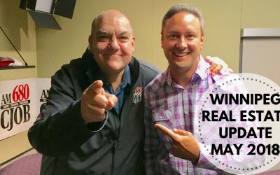 May 2018 – Winnipeg Real Estate Market Update