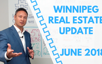 June 2018 – Winnipeg Real Estate Market Update