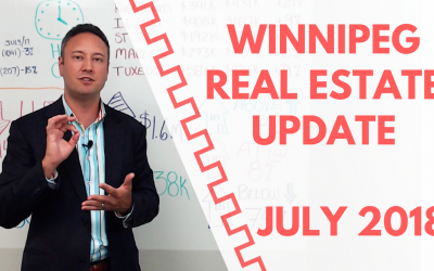 July 2018 – Winnipeg Real Estate Market Update