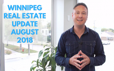 August 2018 – Winnipeg Real Estate Market Update