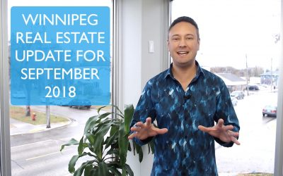 September 2018 – Winnipeg Real Estate Market Update