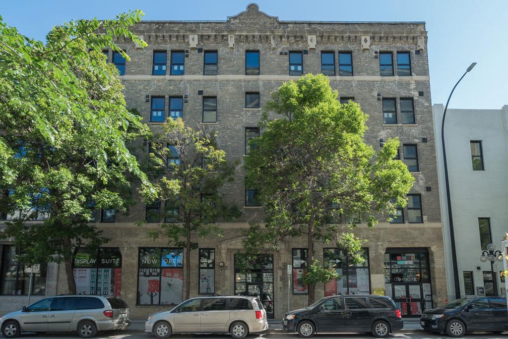 311-139 Market Avenue,  Exchange District, Winnipeg, MB