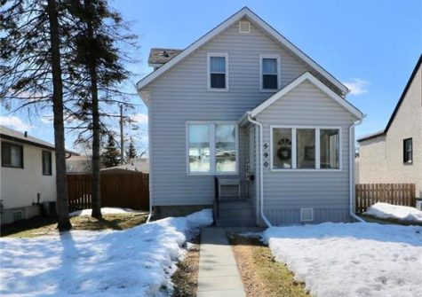 590 Matheson Avenue, West Kildonan, Winnipeg, MB