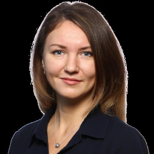Julia Mikailova, Client Care Manager
