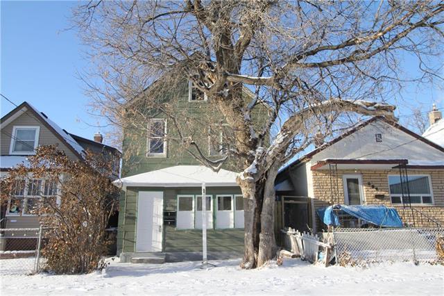 256 Beacon Street, Weston, Winnipeg, MB