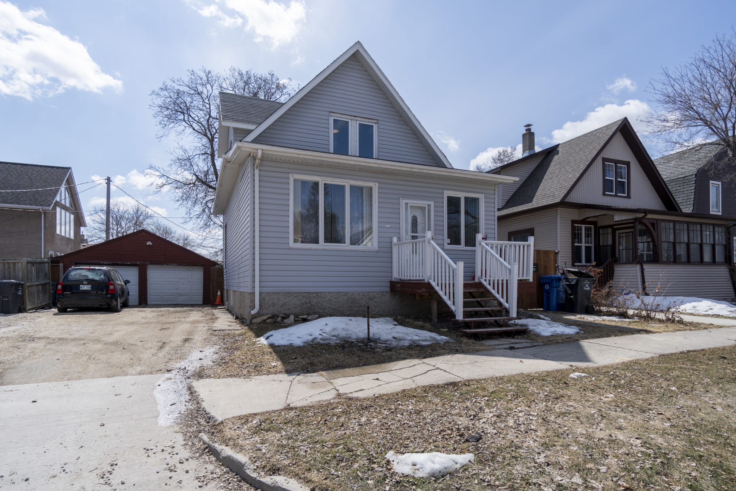 226 Roger Street, Norwood, Winnipeg, MB