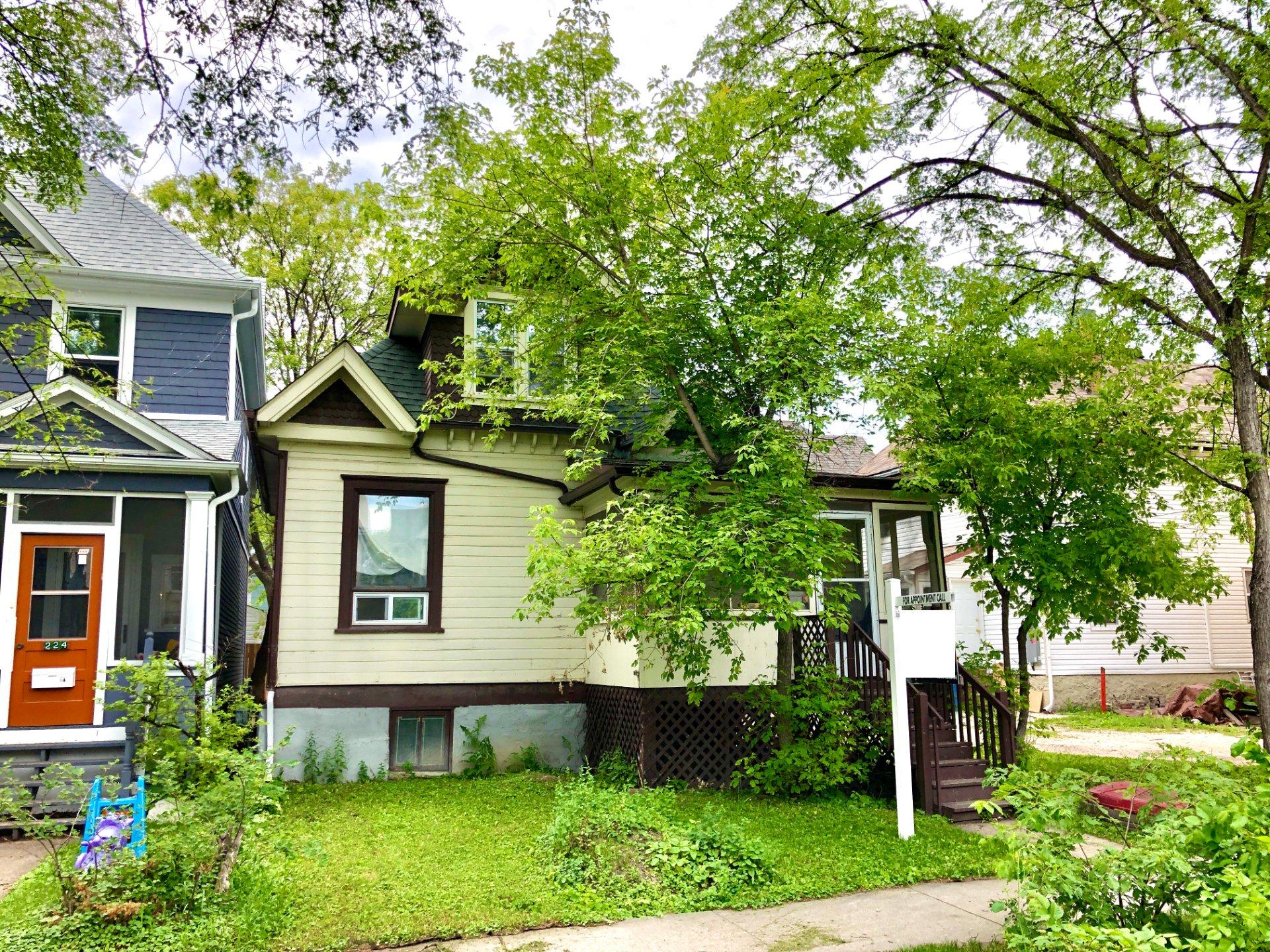 228 Chestnut Street, Wolseley, Winnipeg, MB