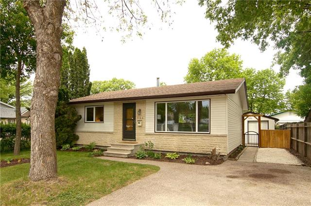 233 Avalon Road, St. Vital , Winnipeg, MB