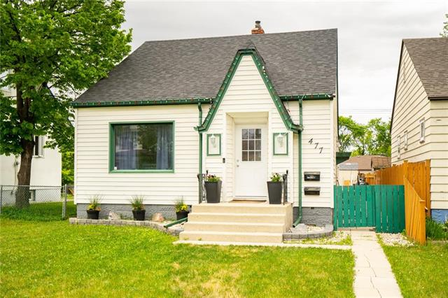 477 Lansdowne Avenue, West Kildonan , Winnipeg, MB