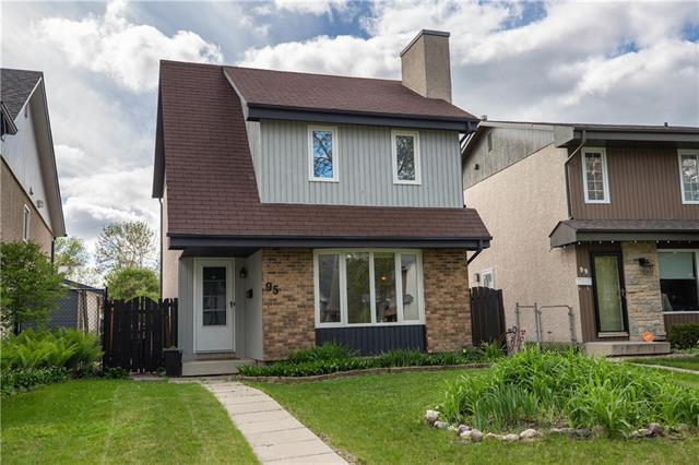 95 Northcliffe  Drive, East Transcona , Winnipeg, MB