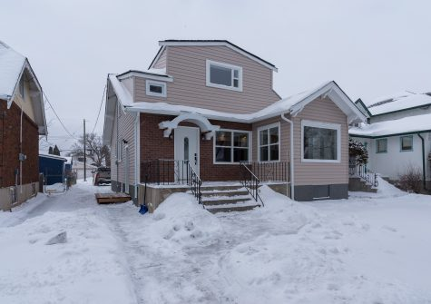 482 Anderson Avenue, North End, Winnipeg, MB