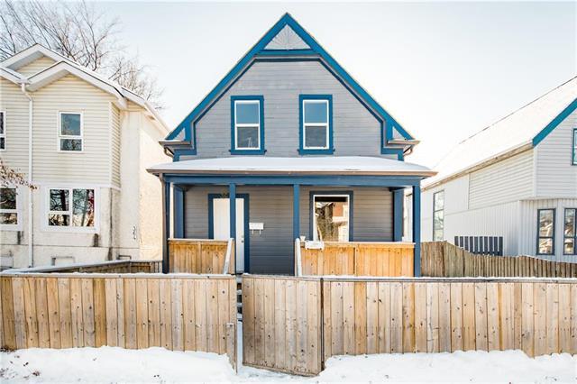 366 Boyd Avenue, North End, Winnipeg, MB