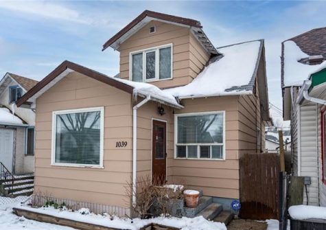 1039 Boyd Avenue, North End, Winnipeg, MB