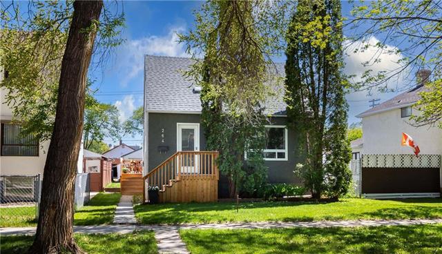264 Notre Dame Street, St. Boniface, Winnipeg, MB