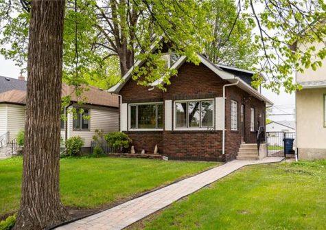 877 Bannatyne Avenue, Brooklands, Winnipeg, MB