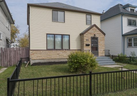 411 Cathedral Ave, Winnipeg, MB